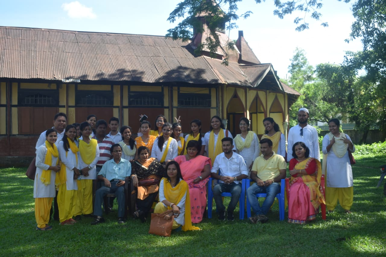Last Day At NS, Silchar: Batch Of 2017-19